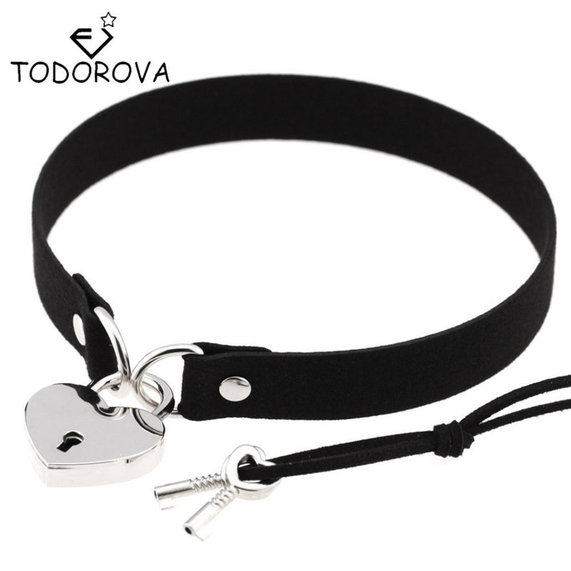 Todorova Gothic Choker All Colors