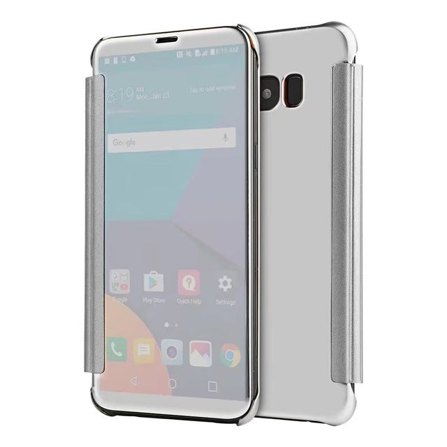 Smart Cover Case For Samsung Mobiles