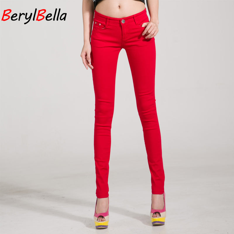 BerylBella Jeans All Colors and Sizes