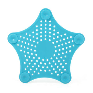 Kitchen Sink Filter Star Shape Stopper