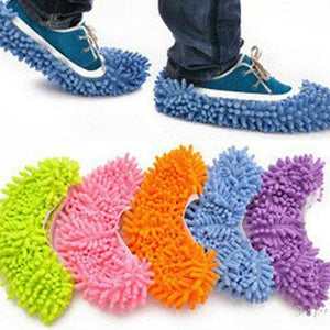 ASSORTED MOP SLIPPERS