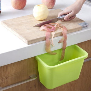 ECO FRIENDLY CABINET DOOR MOUNTED TRASH BOX
