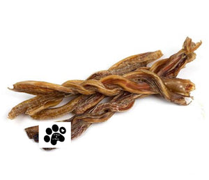 Beef Twisted Bully Dog Treat