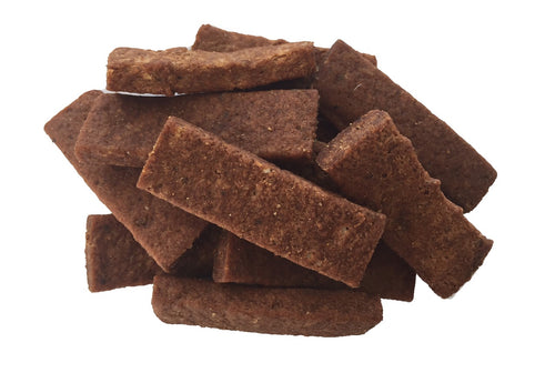 Soft Jerky Roo Dog Treats 120g