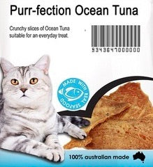 Purr-fection Ocean Tuna Cat Treats 40g