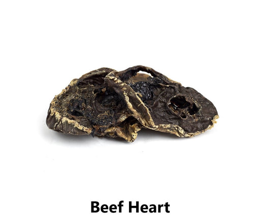 Beef Heart 75g Dog Treats