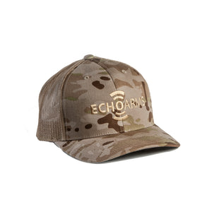 Echo Arms Multicam Arid / Tan Snapback