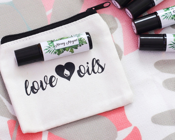Love Oils Pouch