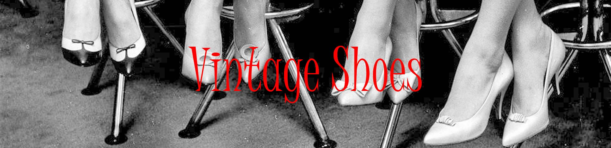 Vintage Shoes and Heels