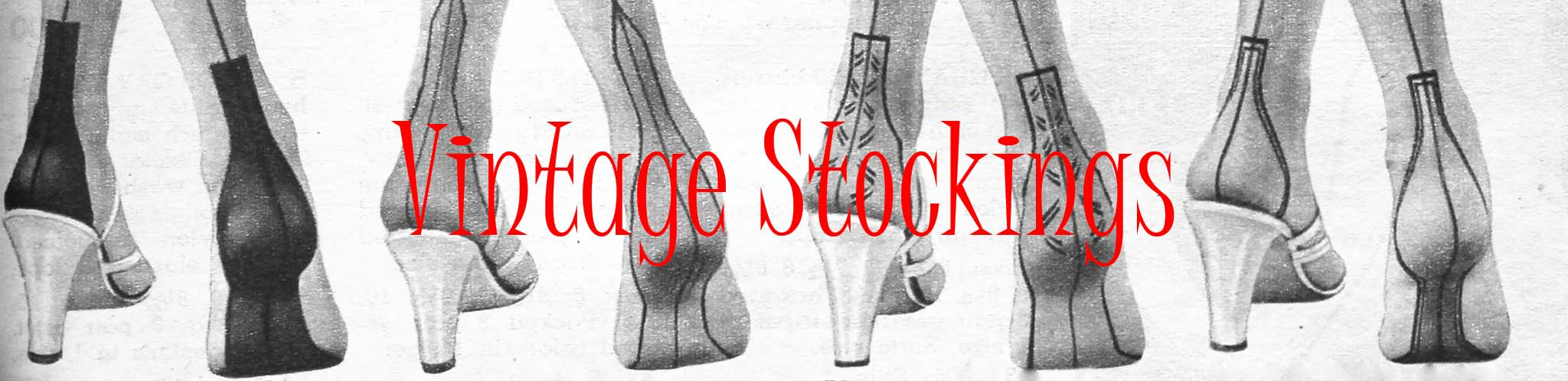 Vintage Sockings