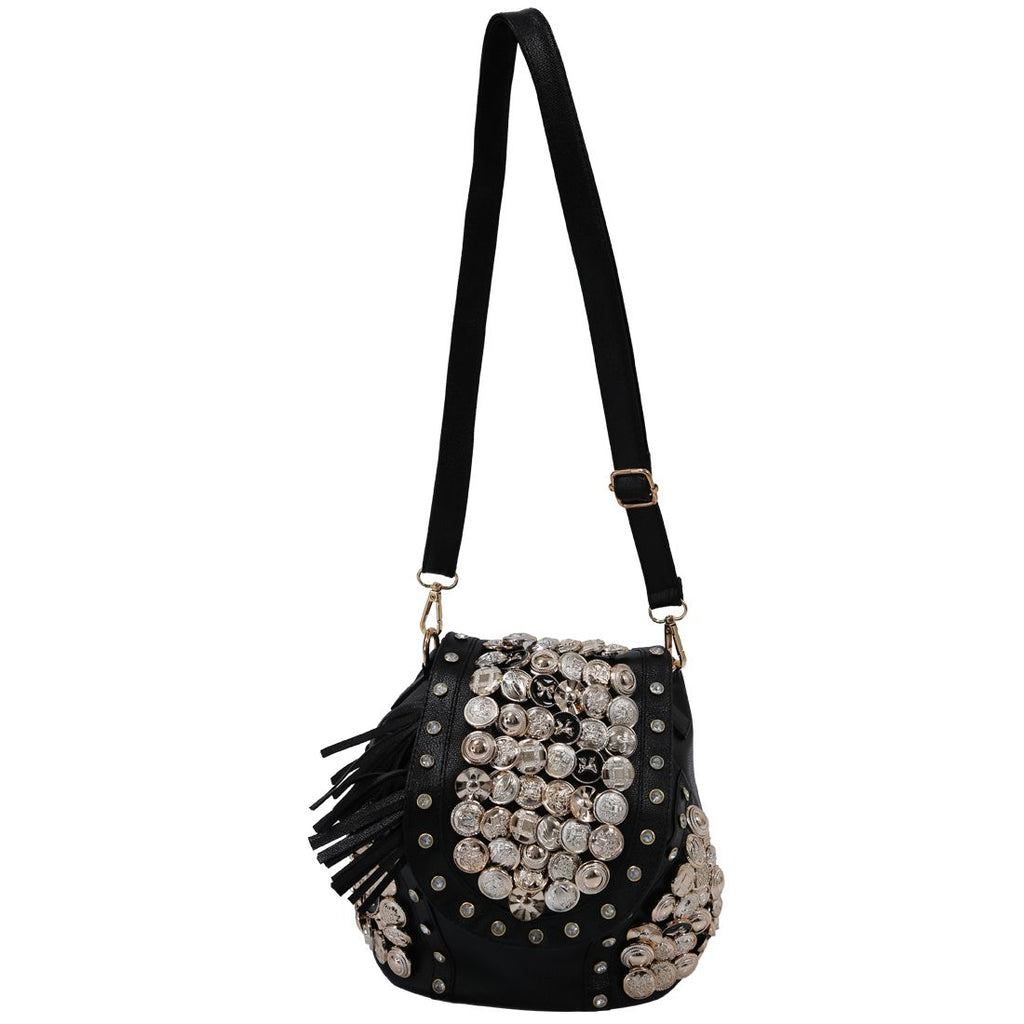Tassel Punk Designer Handbag Shoulder Bag