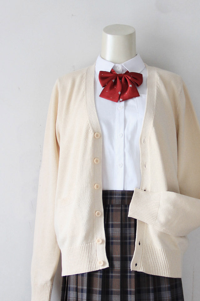 Japanese Preppy Style School Uniform Sweaters
