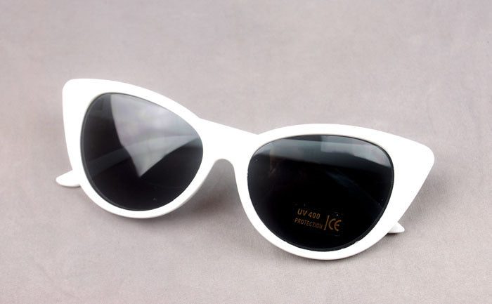 Retro Women Cat Eye Sunglasses