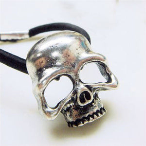 Fashion Style 4 Colors Alloy Skeleton Shape Hairclip Headwear Vintage Rockabilly Hair Jewelry Accessories for Women