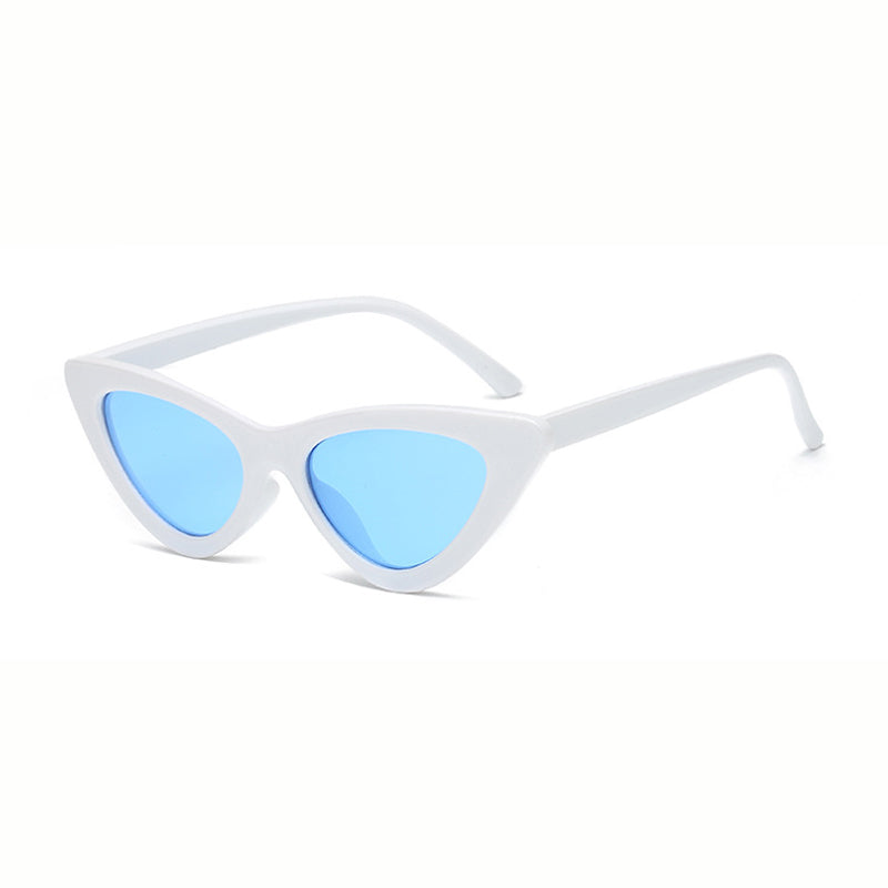 Small Size Frame Cat Eye Sunglasses