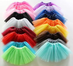 Little Girl Vintage Rockabilly Petticoat