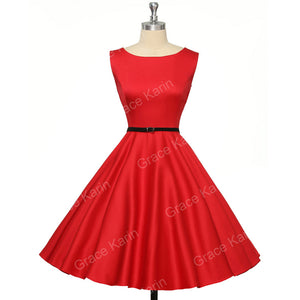 Vintage Retro Cocktail Dress