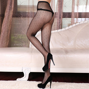 Sexy Lace Pantyhose Fishnet Stockings