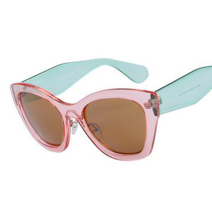Butterfly Style Eyewear Fashion Sunglasses