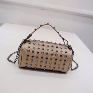 Mini Vintage Rivet Handbag