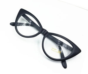 Vintage Fashion Cat Eye Sunglasses