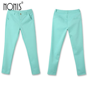 Summer Ankle Length Pencil Pants