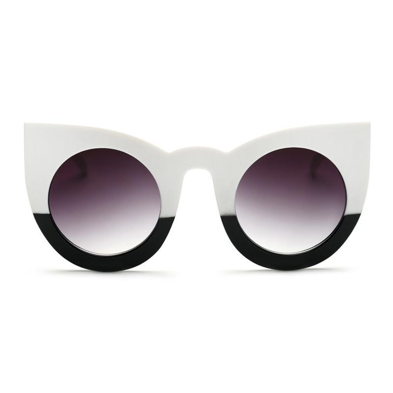 Sexy Round Cat Eye Sunglasses