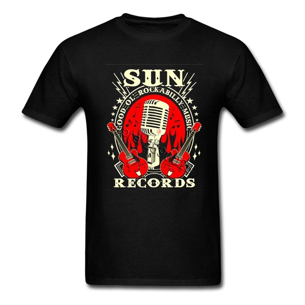 Rockabilly Music Men T Shirt