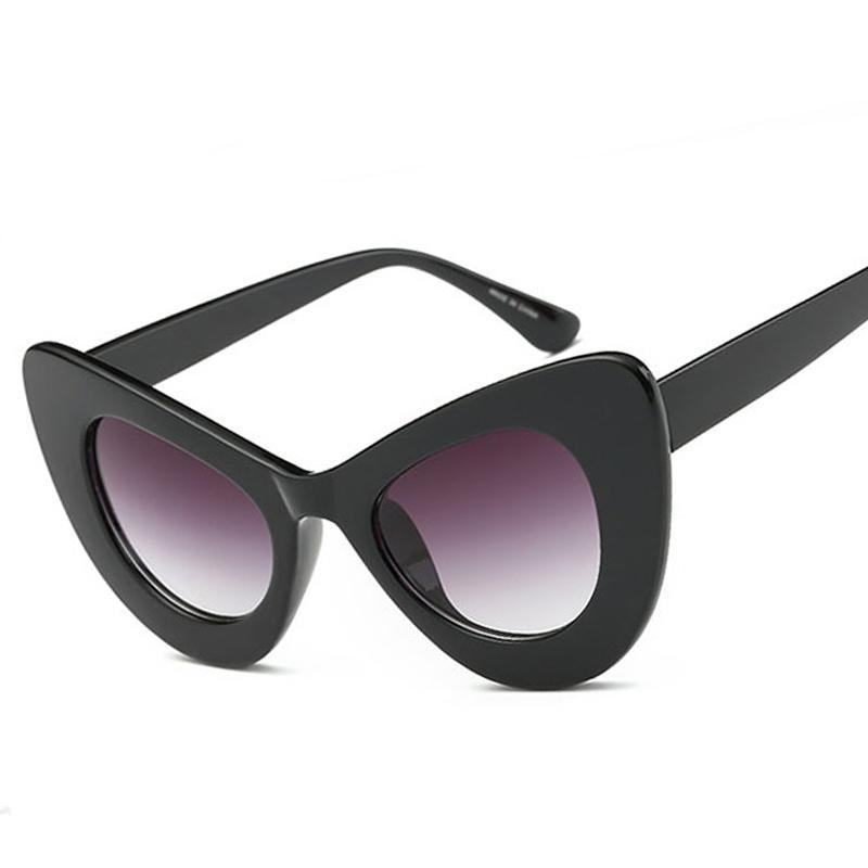 Classic Women Butterfly Gradient Lens Shades