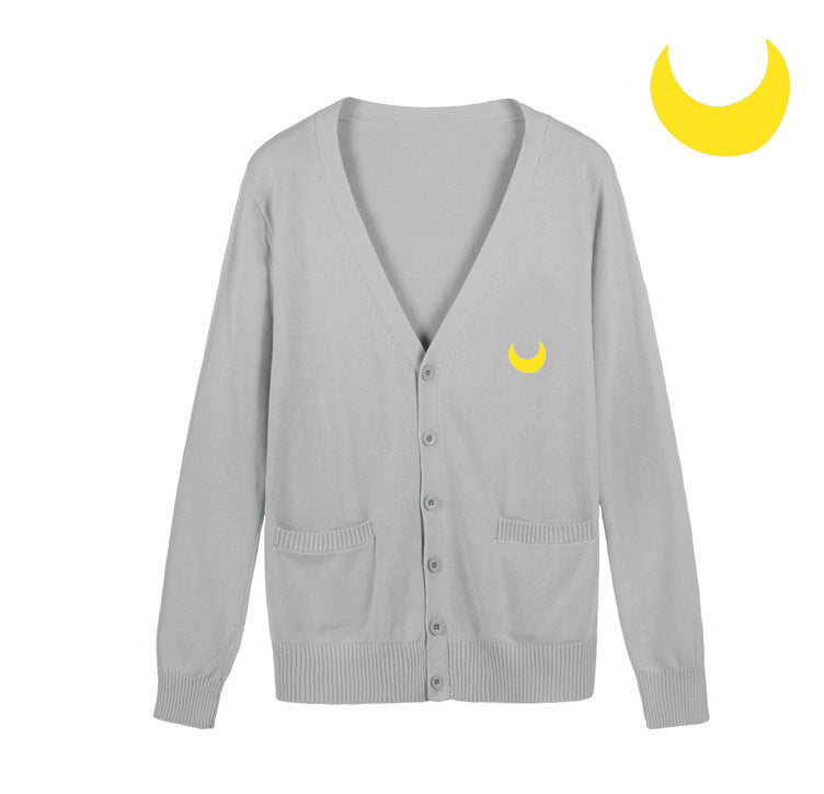 Sailor Moon Series Cardigan