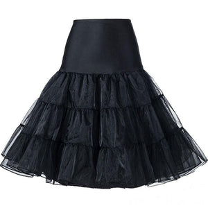 Short Crinoline Petticoat for Wedding Dresses