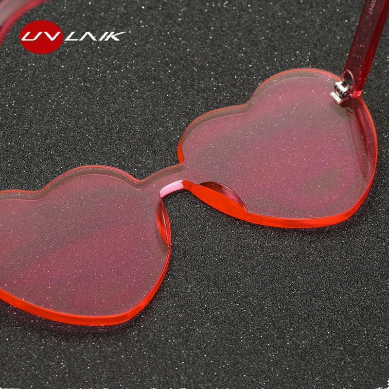 Classic Heart Shaped Sunglasses