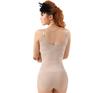 Floral Bodysuits Body Shaper