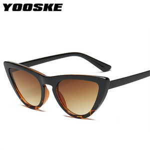 Classic Women Cat Eye Sunglasses