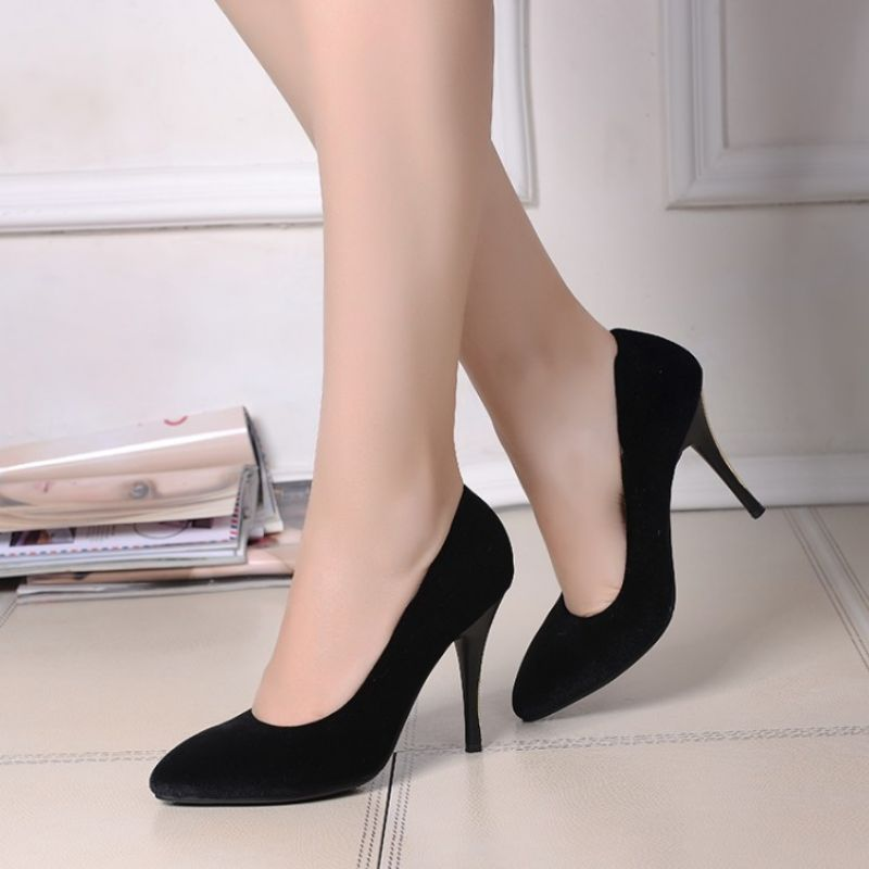 Sexy Pointed Toe Thin High Heels