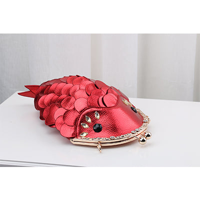 Luxury Fish Evening Clutch Bag