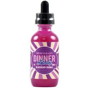 BLACKBERRY CRUMBLE BY DINNER LADY 60ML