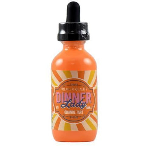 ORANGE TART BY DINNER LADY 60ML