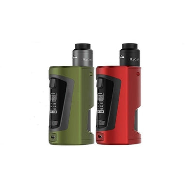 GBOX 200W SQUONK KIT WITH RADAR RDA BY GEEK VAPE Mods Geek Vape