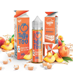 I LOVE TAFFY TOO BY MAD HATTER JUICE 60ML
