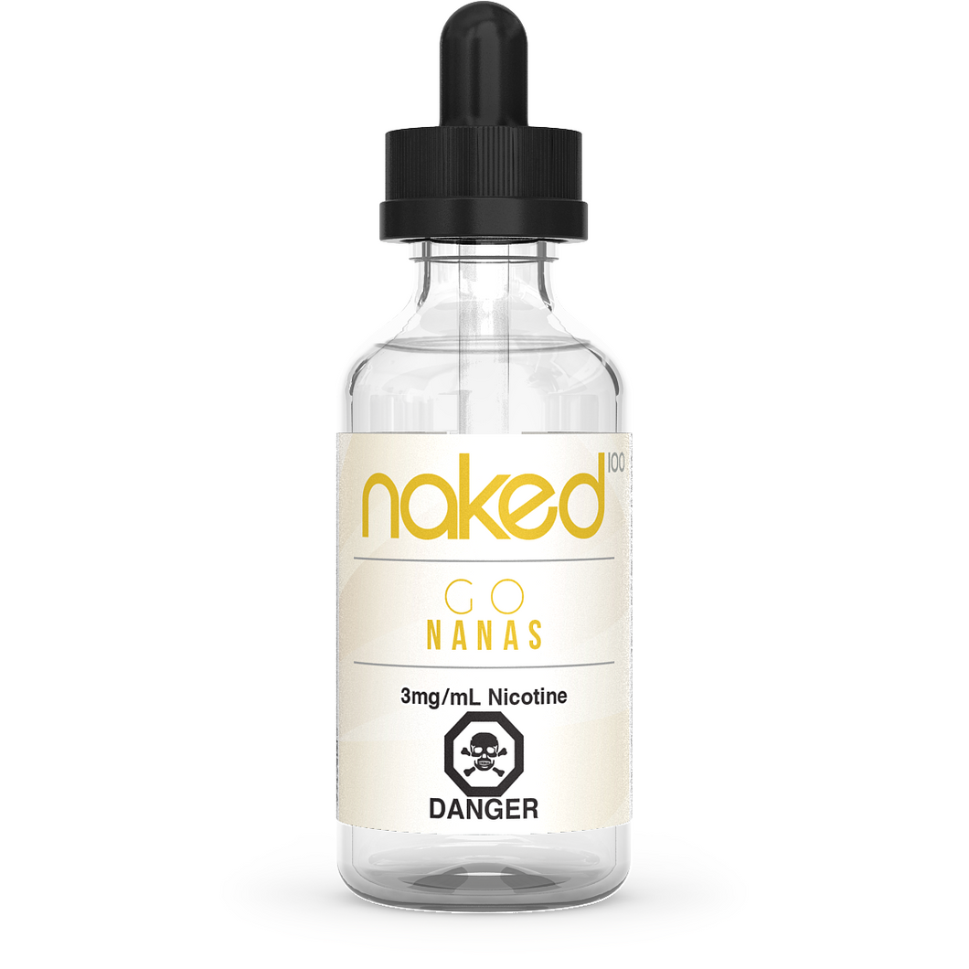 GO NANAS BY NAKED100 60ML