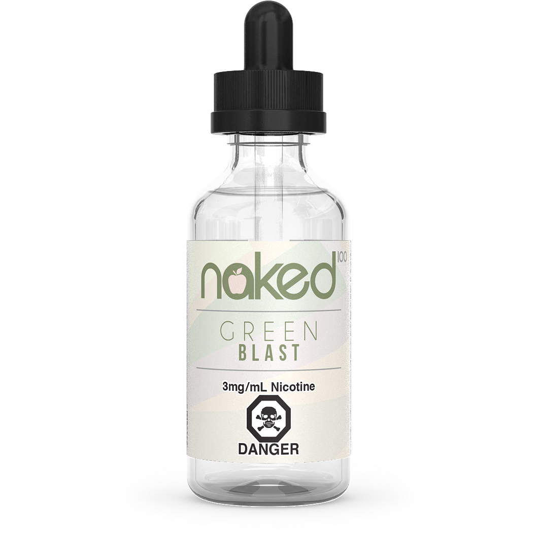 GREEN BLAST BY NAKED100 60ML E Liquids Naked