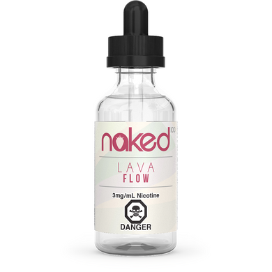 LAVA FLOW BY NAKED100 60ML