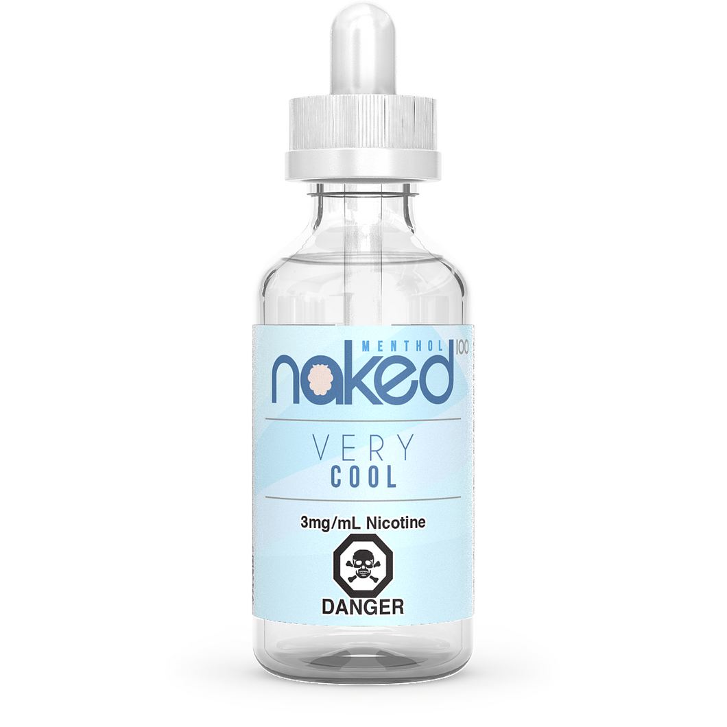 FROST BITE BY NAKED100 60ML (MENTHOL)