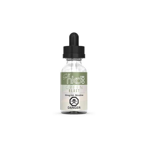 GREEN BLAST SALT BY NAKED100 30ML