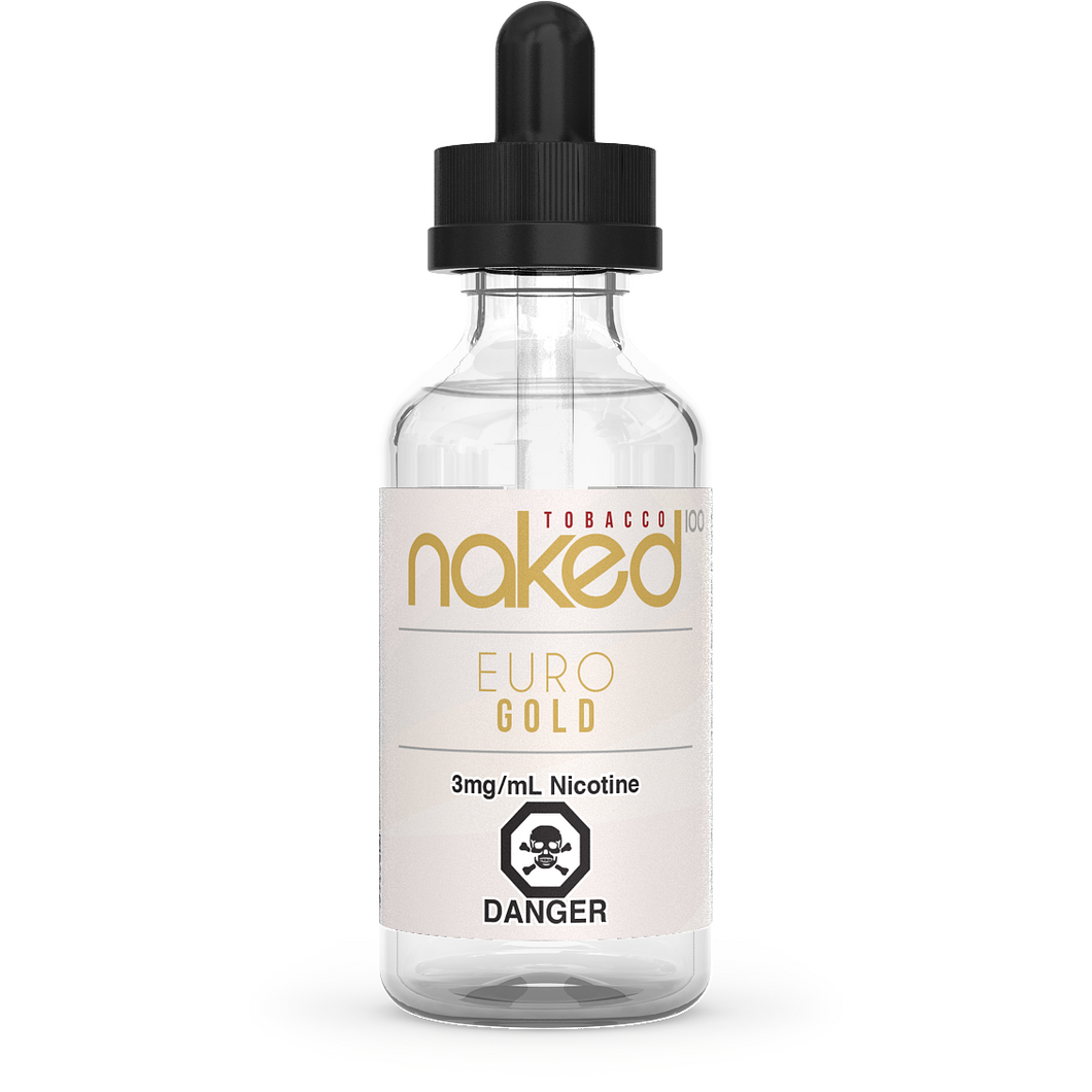 EURO GOLD BY NAKED100 60ML