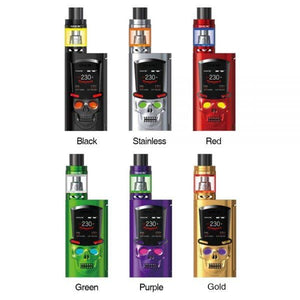 SMOK S PRIV 230W STARTER KIT WITH TFV8 BIG BABY LIGHT EDITION
