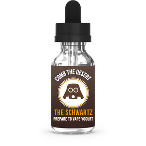 COMB THE DESERT BY THE SCHWARTZ (YOGURT) 30ML
