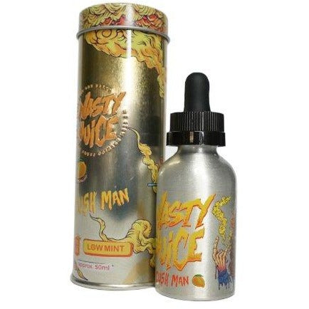 CUSH MAN BY NASTY JUICE E LIQUID 50ML