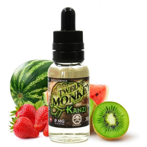 KANZI BY TWELVE MONKEYS 30ML OR 60ML E Liquids Twelve Monkeys